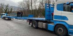 Transports du Bugey : un nouveau plateau extensible