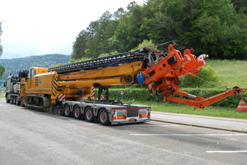 Affolter Transporte AG – Wie ein Schweizer Uhrwerk