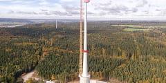 Energie éolienne sans subvention