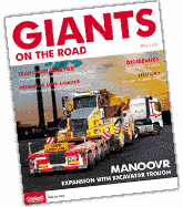 Giants on the Road Magazine