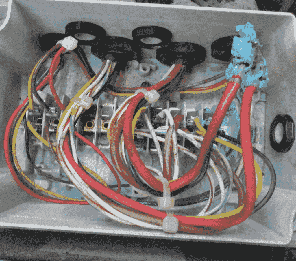 Damage Quickly And Professionally Repaired Nooteboom Trailers How To Repair A Damaged Electrical Wire Part 2 Done By Salt Water Is Difficult See